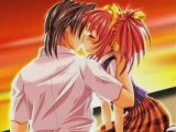 Amv manga couple (envoyer de l'amour)