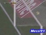 FC VALENCE - FC SEVILLE 1-0 BUT DE VILLA COUPE D'ESPAGNE