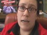 Street Reporter parle de la campagne de SOS Racisme