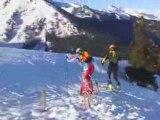 Ski alpinisme - championnat de France 2009