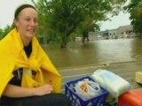 Australia hit by massive flooding