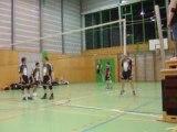VBC Moutier - VBC Delémont 19.01.09