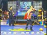 Jack & Teddy vs Lider & Nicho vs Tiger & KENTA [AAA TAG]