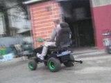 weeling tracteur tondeuse