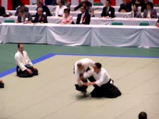 Video N°12 : Yokota Shihan 7e Dan