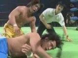 NOAH - Taiji Ishimori vs Atsushi Aoki (Part 2)