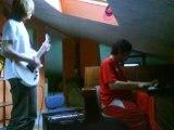 canon rock ( guitare et piano )