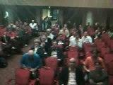 Webcam demo tijdens sessie