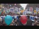 MARCHE POUR LA VIE 2009 - REPORTAGE CEC