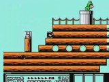 Frogsuit Mario Bros. Frog Frog Frog (End of World 5)