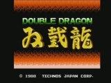 Test Double Dragon NES