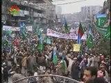 Pakistan : Manifestations anti-américaines