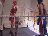GUYARD Romain boxe éducative le 25/01/2009 à Saint-Ave