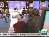 Frede Royer défend ses Gérard / Morandini Direct8 / 09 12 08