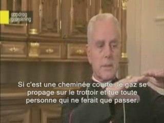 Richard Williamson on gaz chambers - sous-titré FR