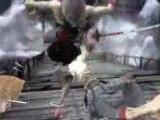 Afro Samurai - Combat sur le pont