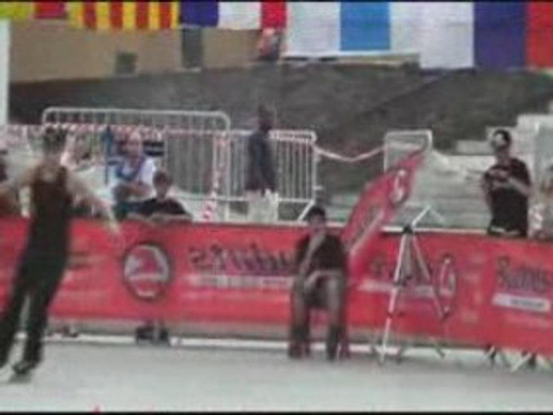Skali IFSA Barcelona 2008 R2