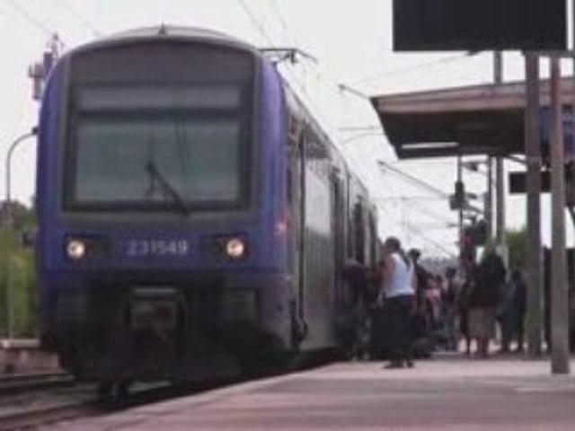 28. TRAINS ET TGV EN FRANCE