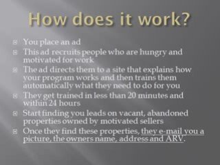 Real Estate Investing Marketing Help!