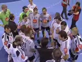 Highlights Germany Denmark Handball World Championship 2009