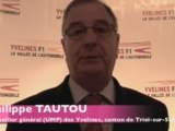 Philippe TAUTOU soutient Yvelines F1