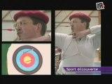 Concours de tir à l'arc à Merville-Franceville Plage