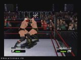WWF No Mercy - TNA vs ROH (Alanchiz)