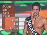 Mister Spain 2006 - Mister World 2007
