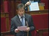 Jean-Louis CHRIST Question Orale RN83 le 06-01-09
