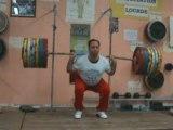 215 kg en flexion nuque le 28/01/2009