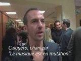 Calogero - la musique est en mutation