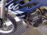 kx ma couille prépa mc racing!! gasgas de couille de loup.