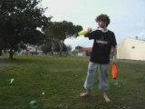 Jonglerie balles massue