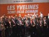 Yvelines F1 : réunion des élus