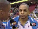 NBA Jameer Nelson talks being selected as an All-Star