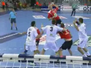 Highlights Slovakia Norway 2009 placement match for 9th