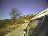 Essai Caméra Embarquée 205 Rallye