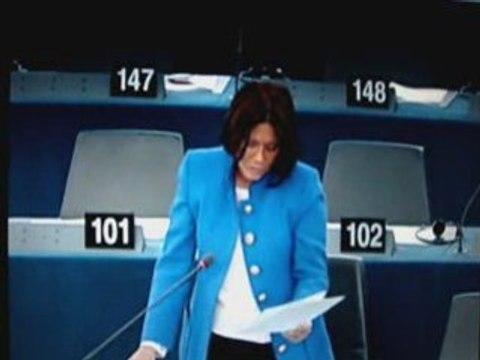 Parlement européen - Margie Sudre