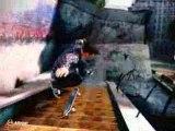 Skate 2 : astuce gap de marches 12 mètres