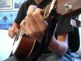 Ca c'est vraiment toi de Téléphone à la guitare