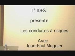 Vidéo de Jean-Paul Mugnier