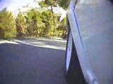 Essai Caméra Embarquée - 205 Rallye - (Vue Arrière)