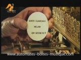 """Lutèce Créations présente la bande annonce de son DVD """"Les androïdes Jaquet-Droz"""", un des films en DVD sur les automates anciens."""