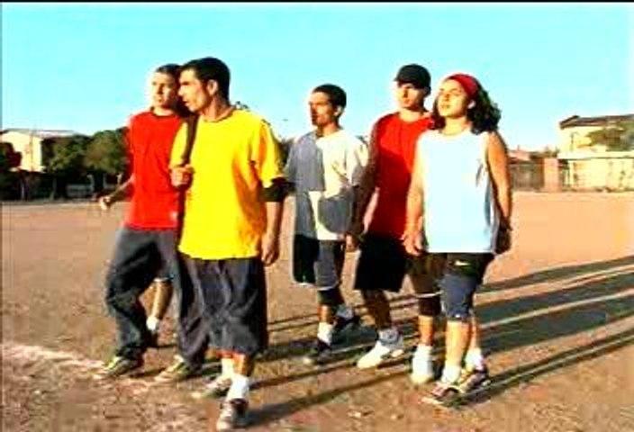 nike - break dance football