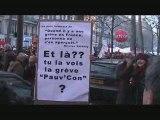 Manif 2009 anti sarko