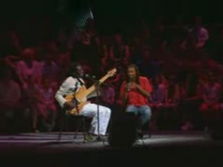 Bobby McFerrin et Richard_Bona 2- Live à Montréal 9/11