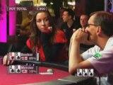 World Cup of Poker WCP III Isabelle Mercier Evil Eyes