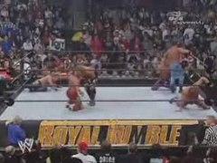 WWE Royal Rumble 2005 Part 4 6