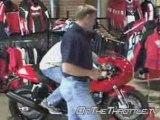 Ducati 2007 Sport 1000 S Stock Suspension Evaluation