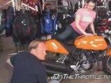 Ducati 2007 Sport 1000 Stock Suspension Evaluation